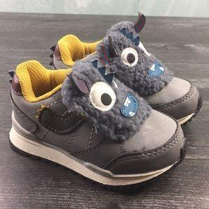 Cat & Jack Bentley Monster Sneakers